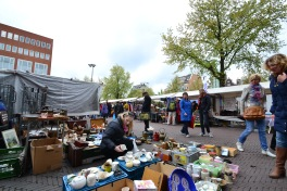 Flea market!