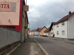 Ramsteiner Strasse in Ramstein