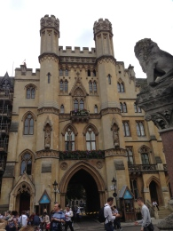 Westminster Abbey's Deans residence
