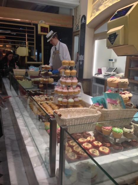 Harrods cakes