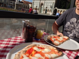 Pizza in the Square