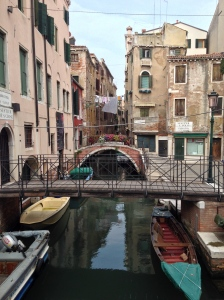 Venice truly was stunning!
