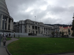The rest of the government buildings