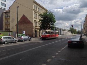 Soviet era trams