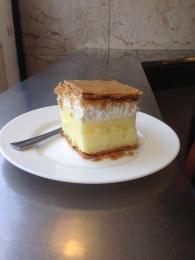 Mmm custardy square