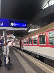 Destination: Bratislava!