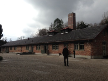 The 'new' crematorium