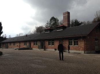 The 'new' crematorium