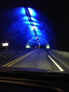 """The"" tunnel"